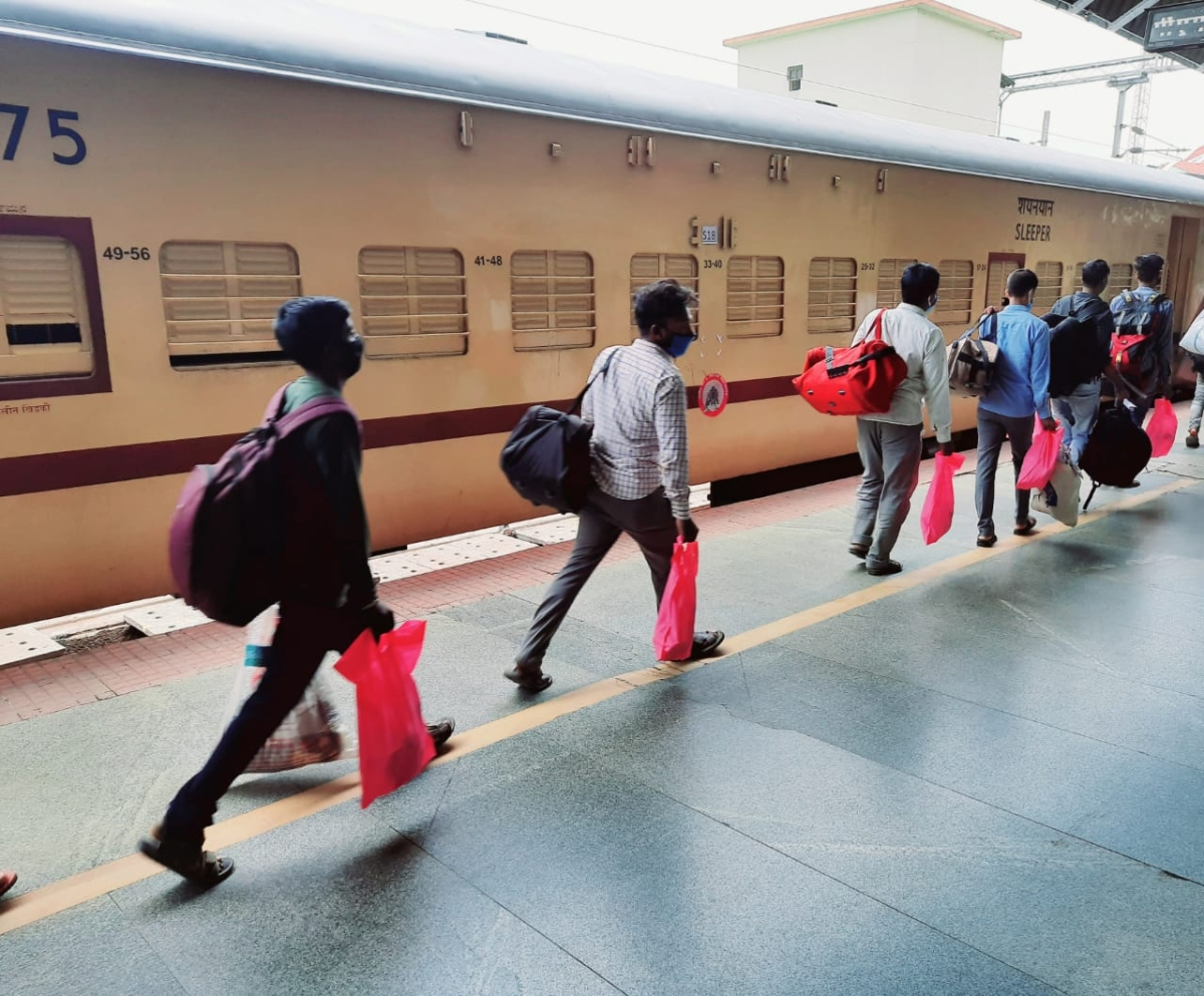 SWR chugs off 175 Shramik Special trains till May 29
