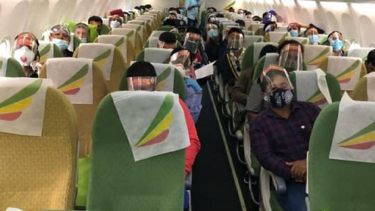 Vande Bharat Mission: Special flight fromSharjah to arrive Indoreon Sunday