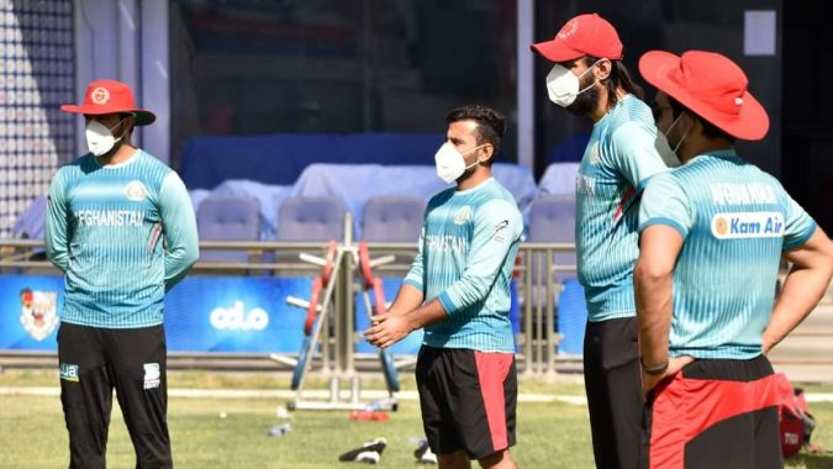 COVID-19: Afghanistan cricketers start month-long training camp