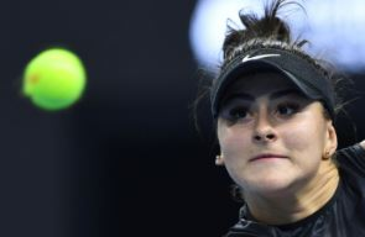 Bianca all set to defend US Open crown