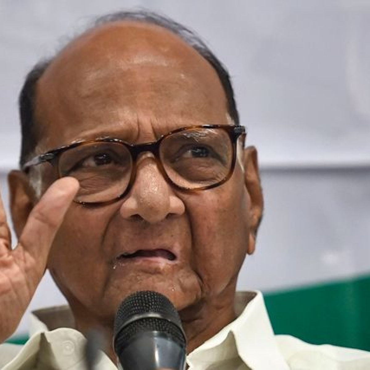 Farmers' protest: Amid ongoing agitation, NCP chief Sharad Pawar meets Left leaders