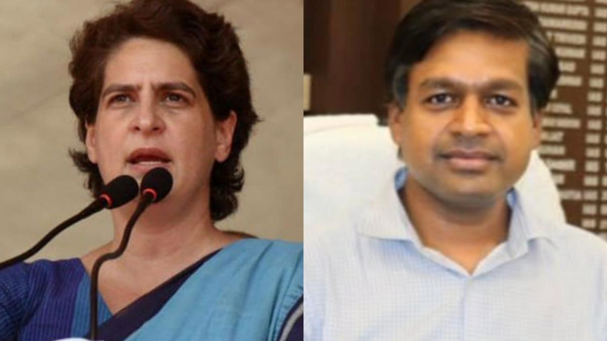 Coronavirus in Agra: DM Prabhu Narain Singh asks Priyanka Gandhi to end false allegations on number of deaths