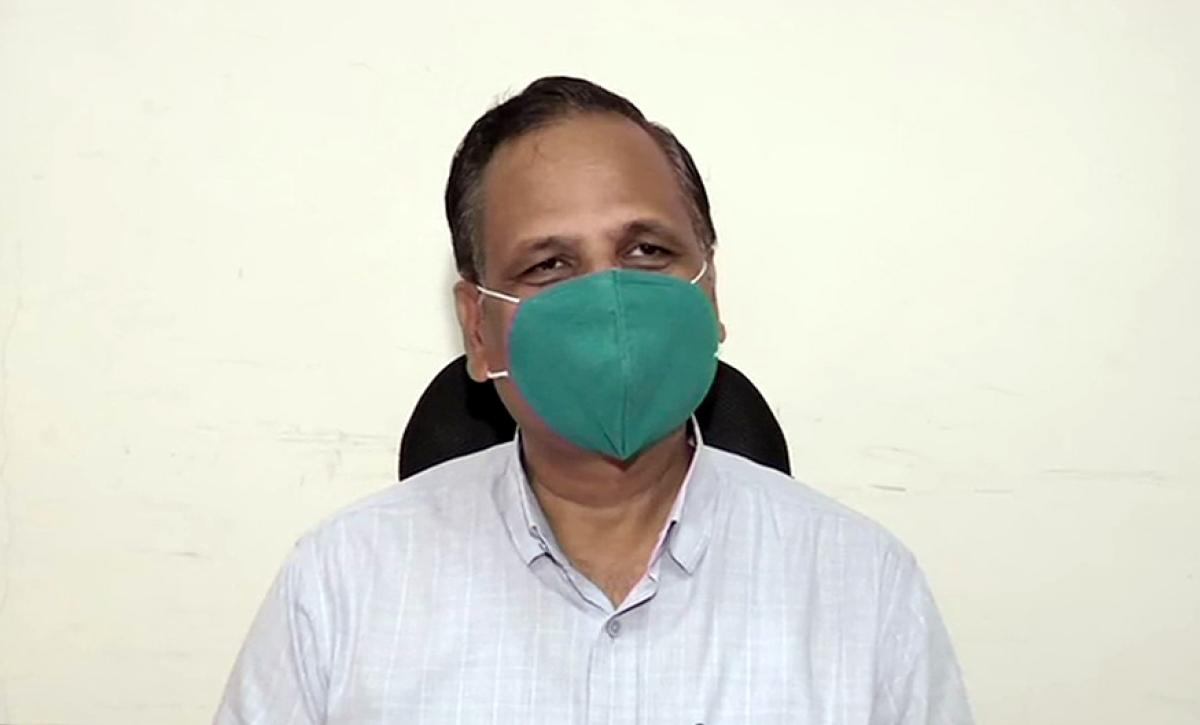 COVID-19 in Delhi: Four test positive for new strain of virus, says Satyender Jain