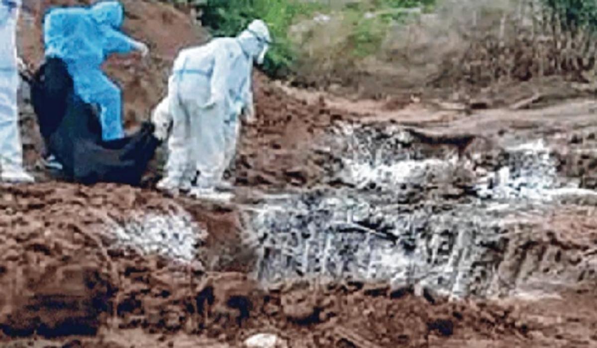 Karnataka row over dumped bodies