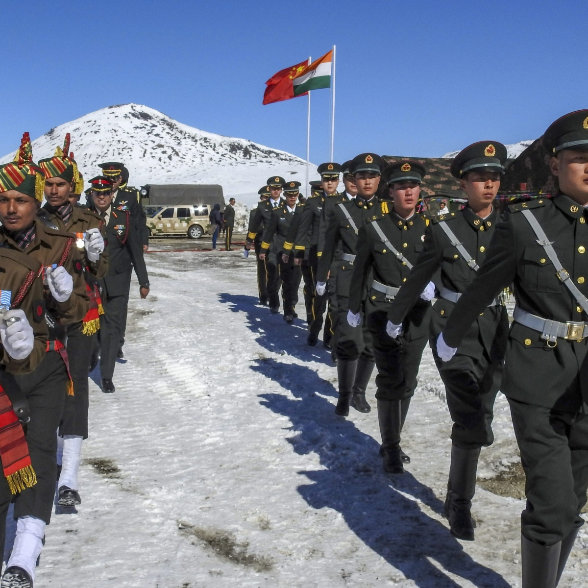 Chinese commanding officer was among those killed in clash