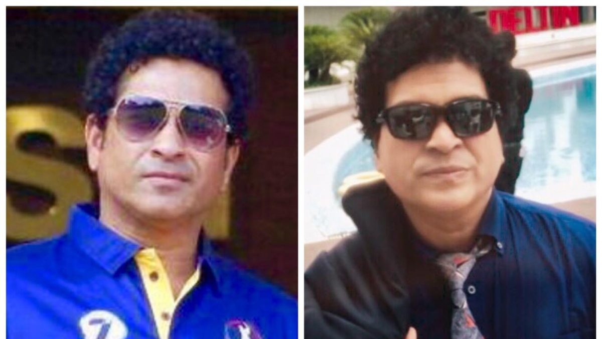 Sachin Tendulkar's doppelganger tests positive for coronavirus