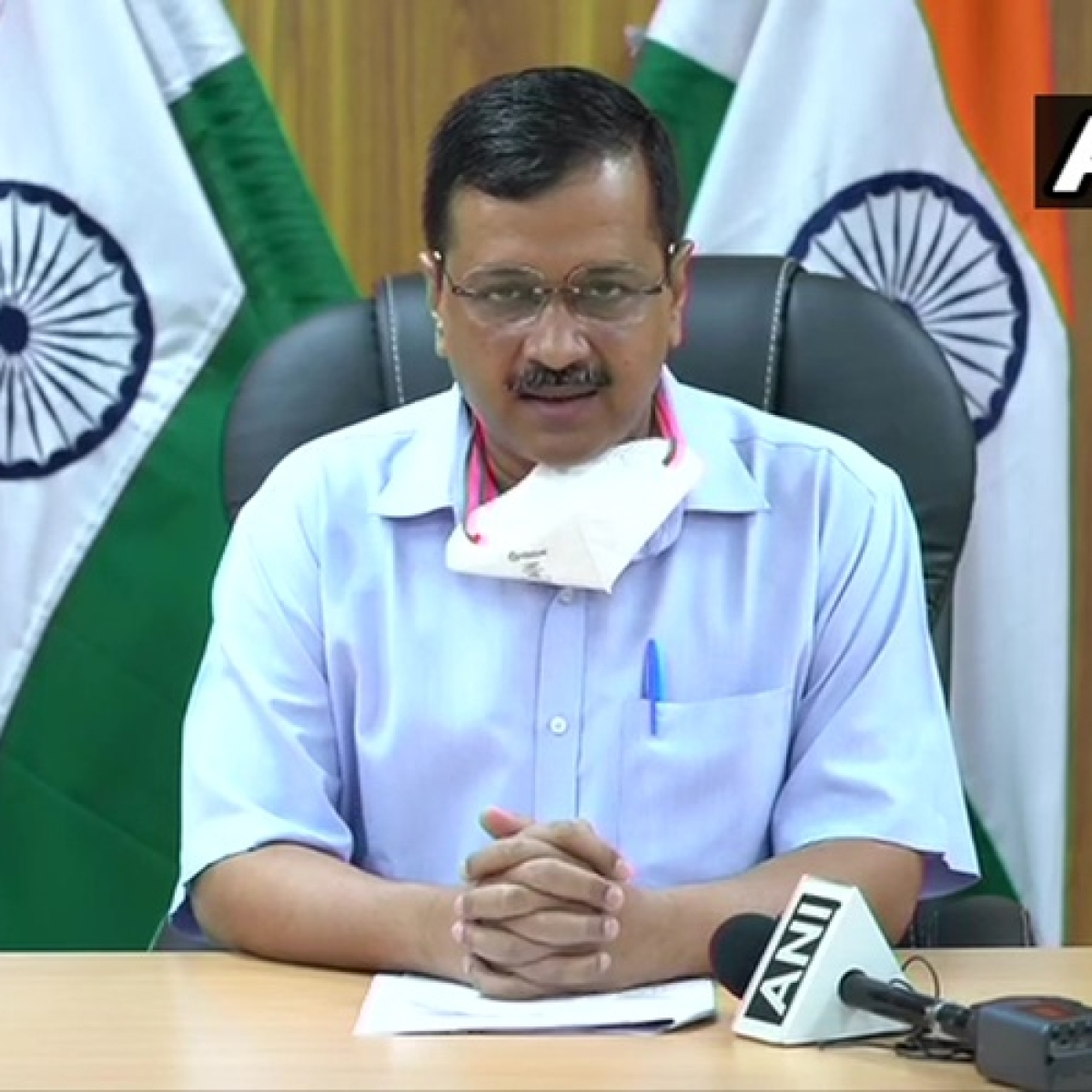 Arvind Kejriwal says Delhi border, restaurants, malls, places of worship to open from tomorrow