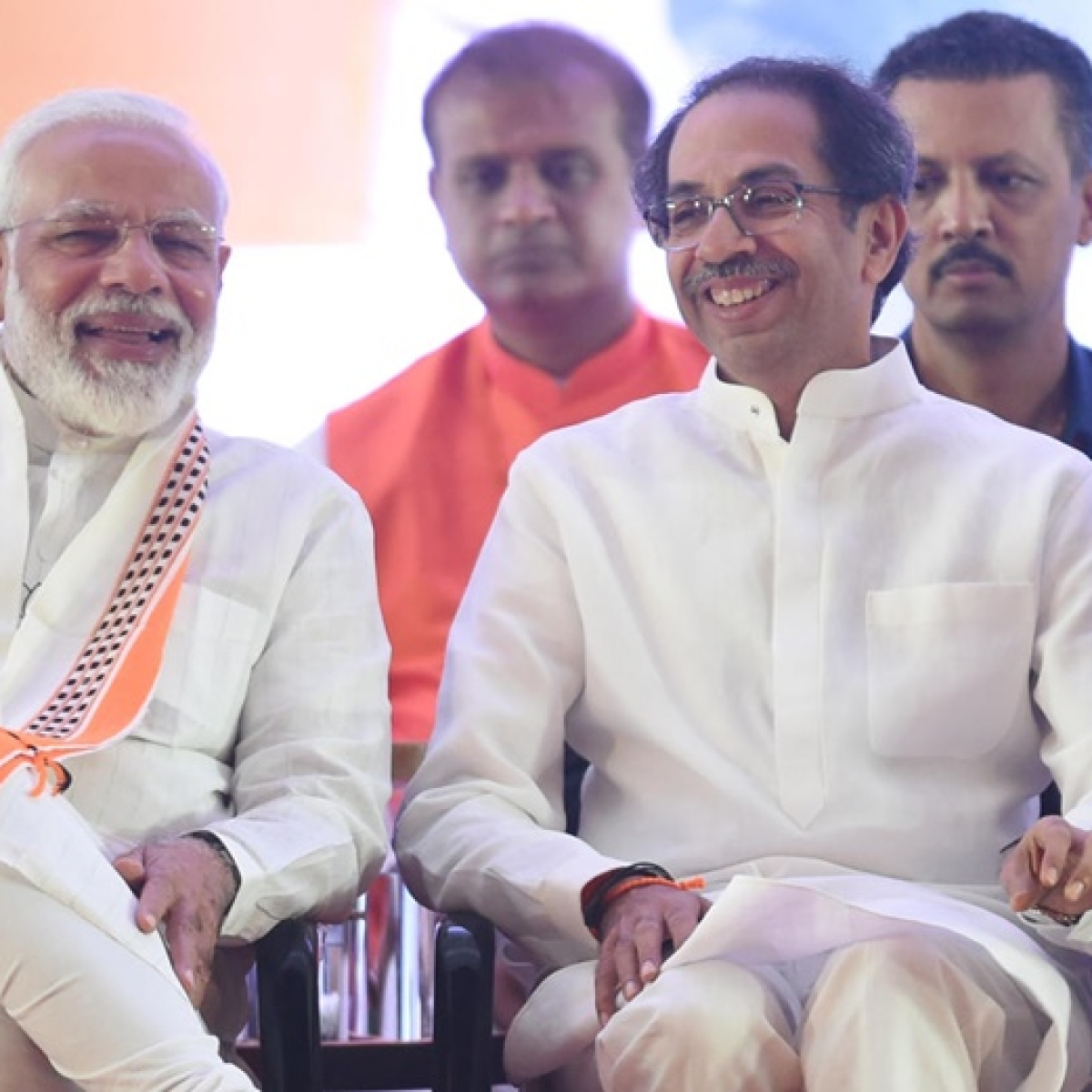 Shiv Sena slams BJP over celebration of 1 year of Modi govt 2.0, says party is behaving as if no work was done before