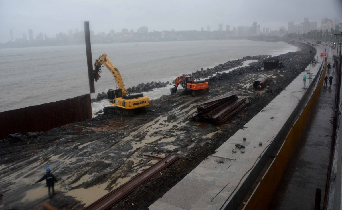 Mumbai's Queen's necklace to become out of reach