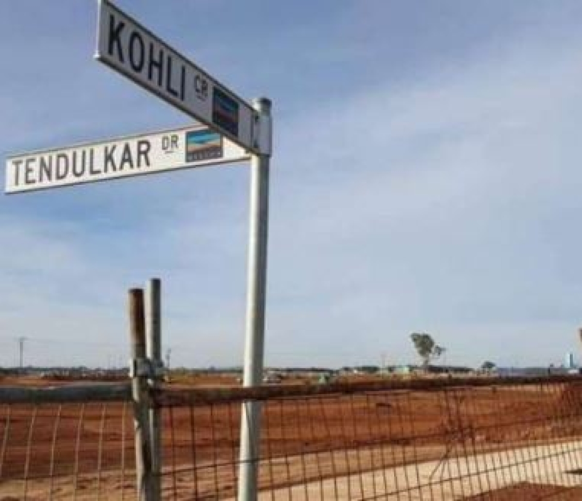 Oz suburbs to be named after Indian cricketers