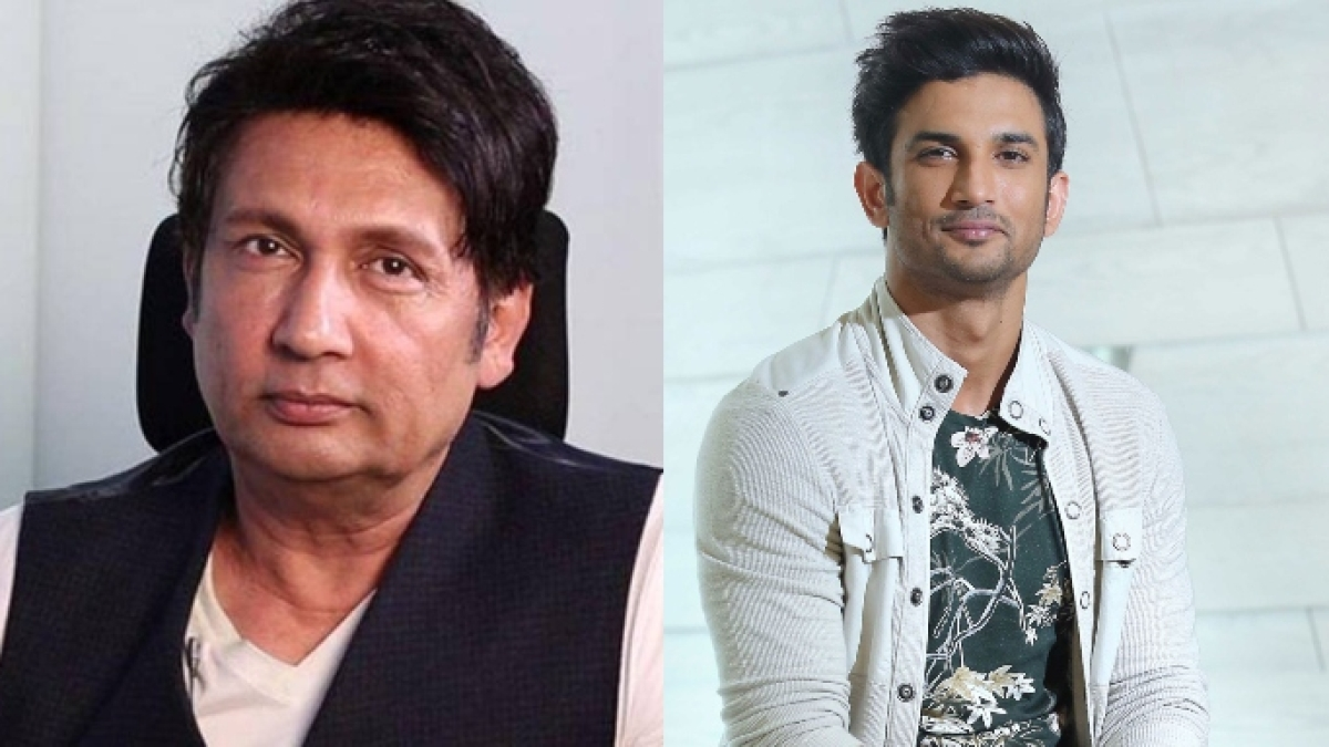 Shekhar Suman flies to hometown Patna to meet Sushant Singh Rajput's family
