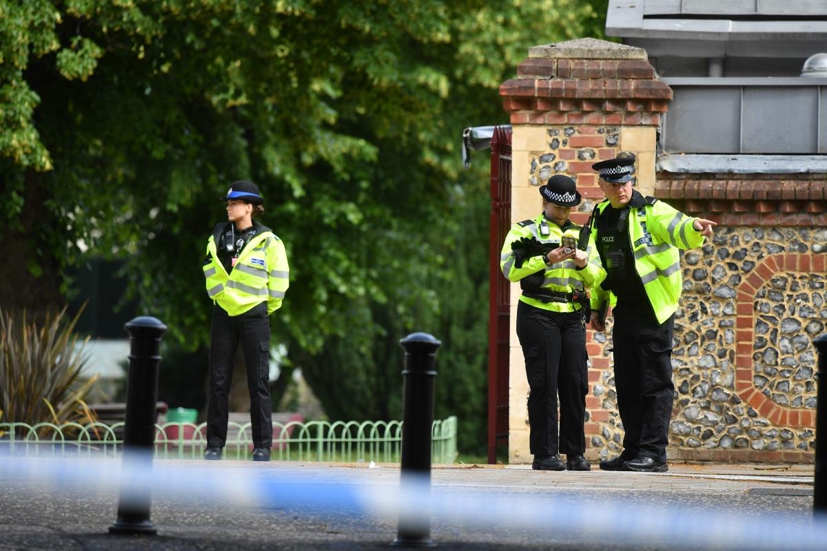 Frenzied stabbing spree kills three people in London