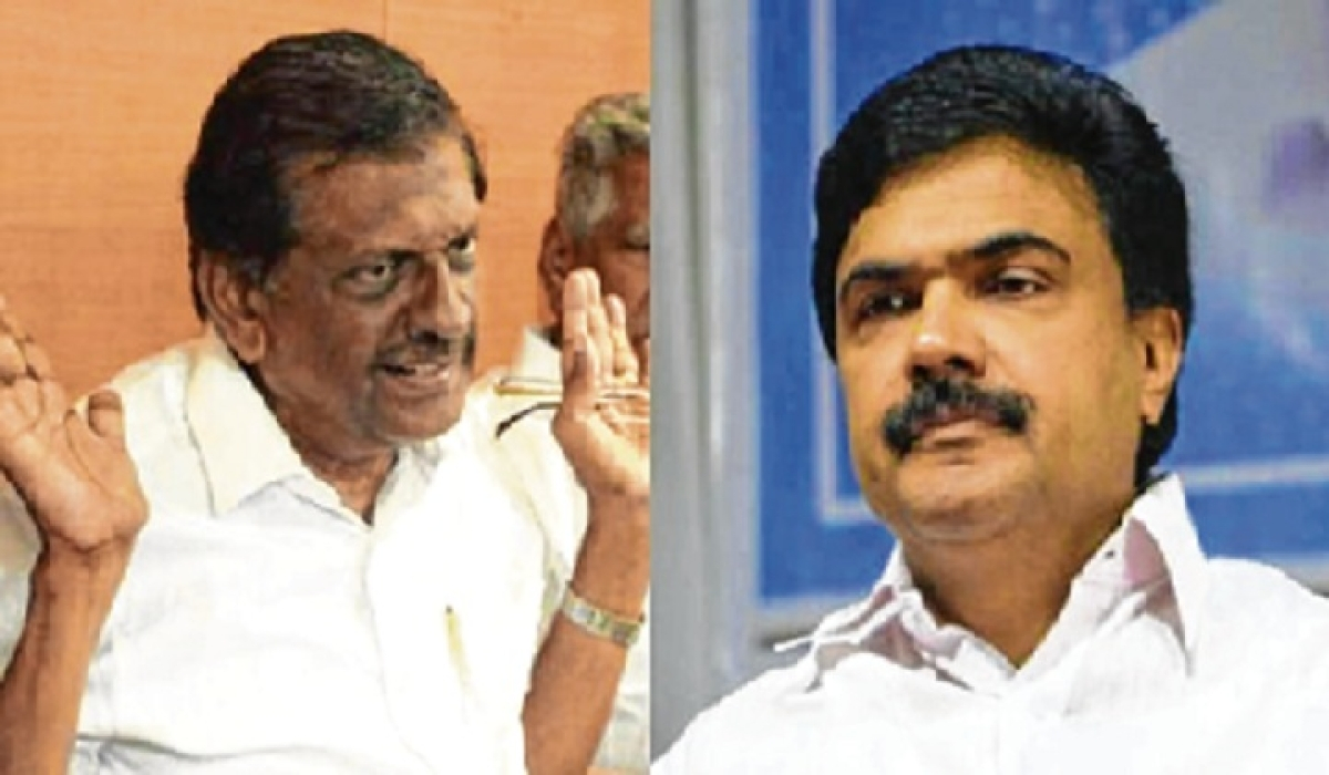 Cong faction sparks political realignment debate in Kerala
