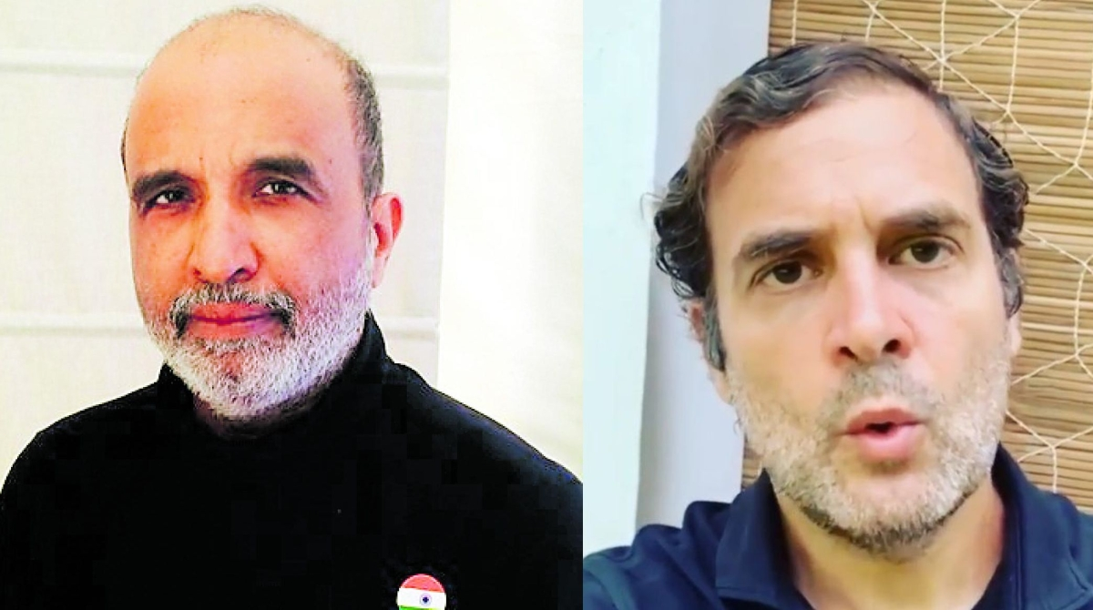 'Avoid hyperbolic spin on national security': Sanjay Jha to Rahul Gandhi