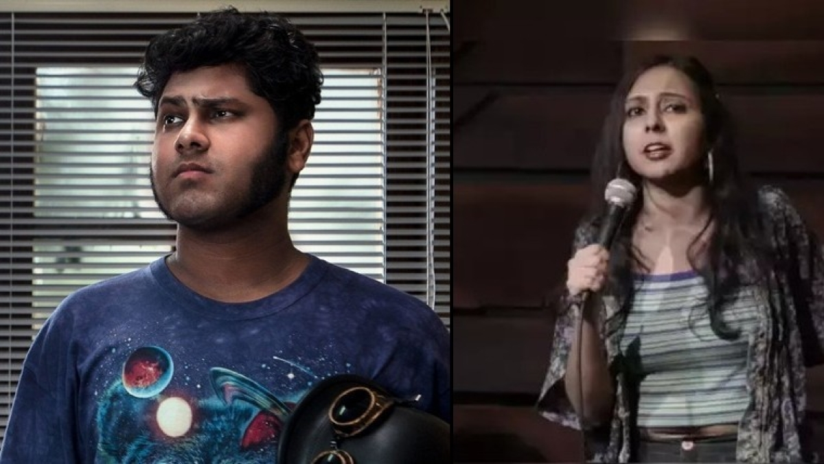 Utsav Chakraborty comes out in support of Agrima Joshua, says comedians crack jokes on Muslims and Christians too
