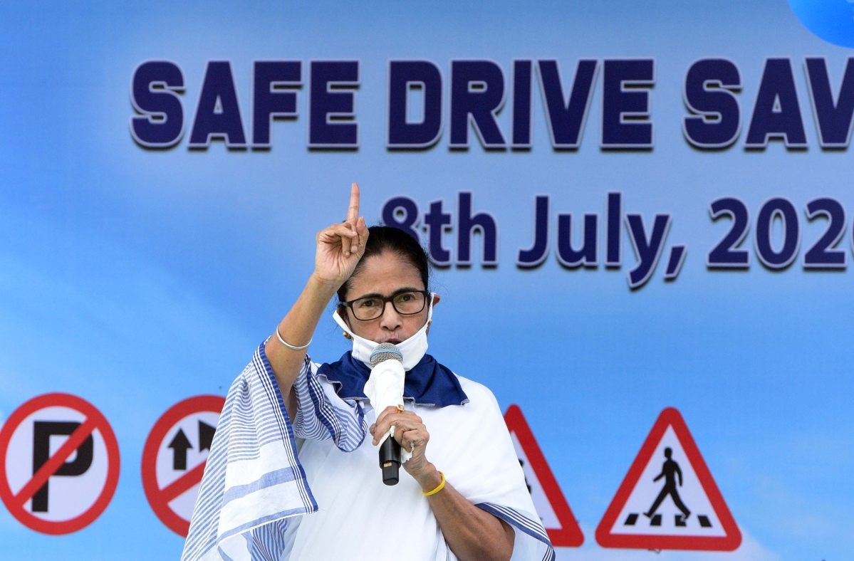 Coronavirus in Bengal: Ahead of complete lockdown from July 9, Mamata Banerjee takes stock of COVID-19 cases in the state