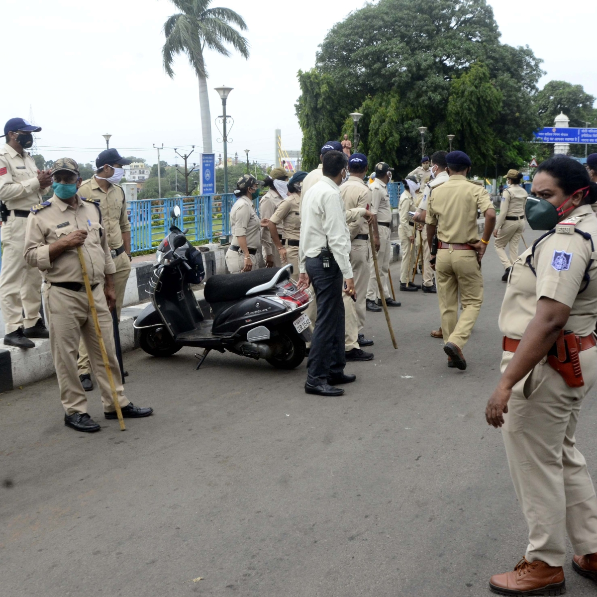 Sunday Lockdown in Bhopal: Stay indoors or face government wrath