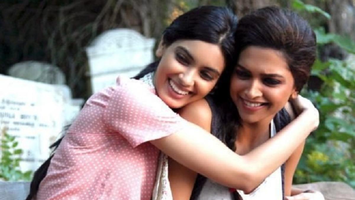 When Deepika Padukone, Diana Penty were '2 DPs in the same pod'