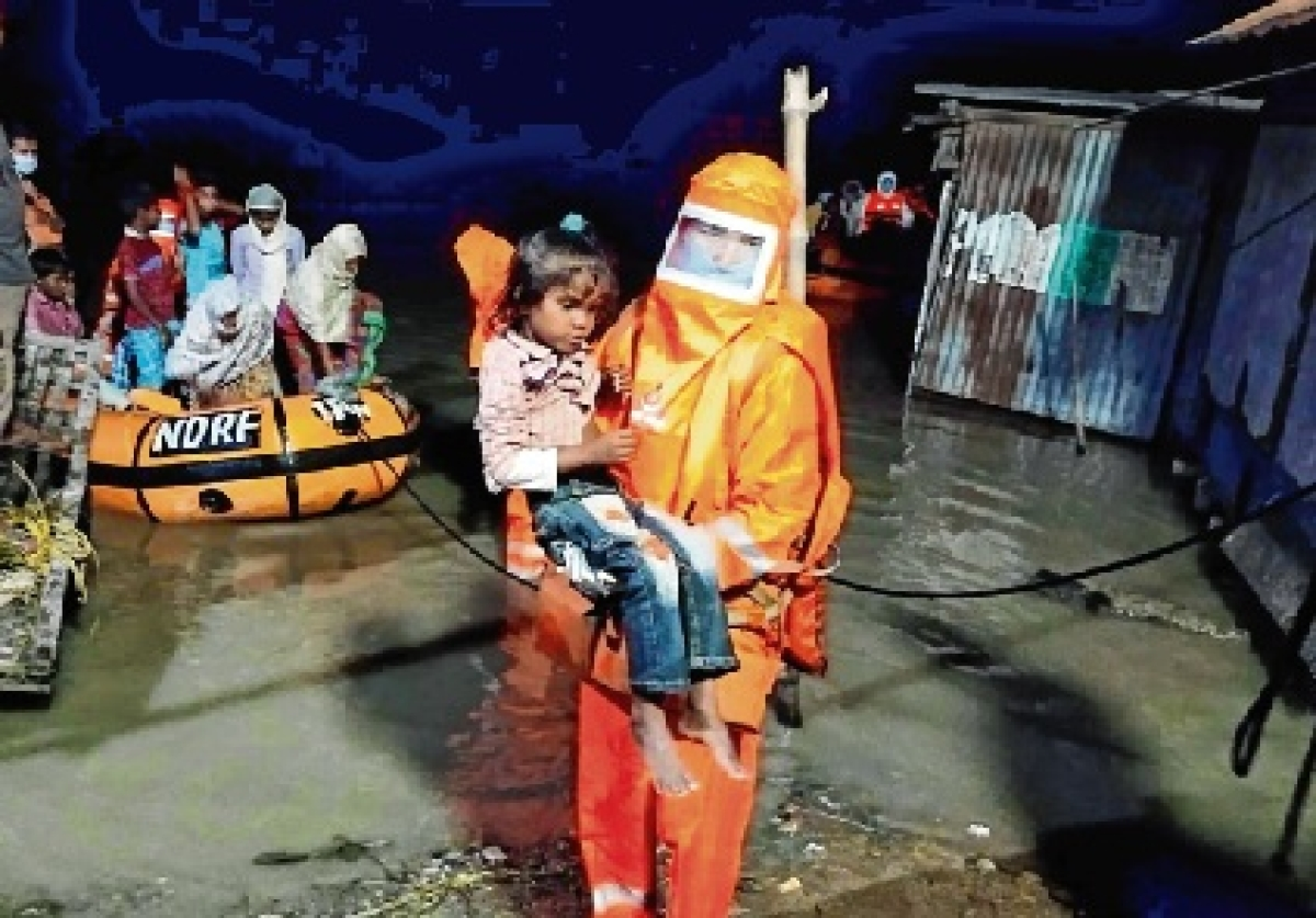 Vidarbha floods: Over 6000 people rescued from Chandrapur and Bhandara