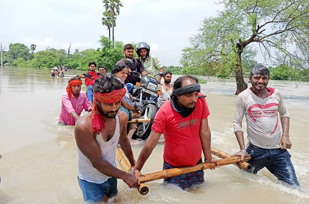 Living with the Gangetic floods