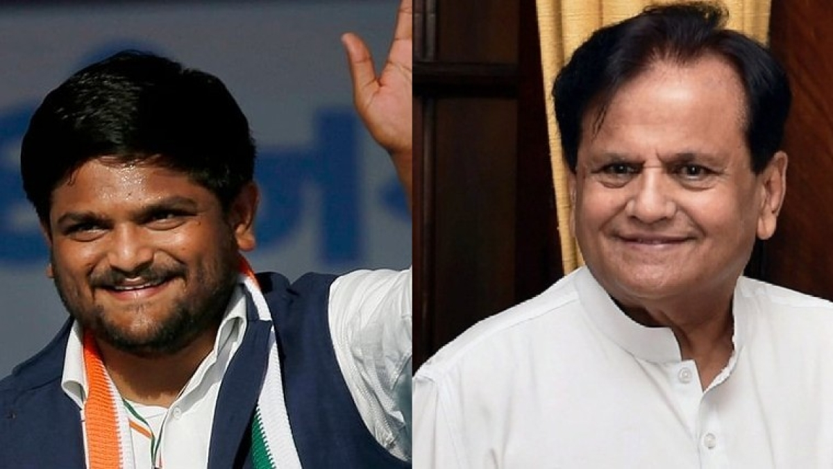 Why Hardik Patel's appointment as Gujarat Congress working president is a threat to Ahmed Patel?