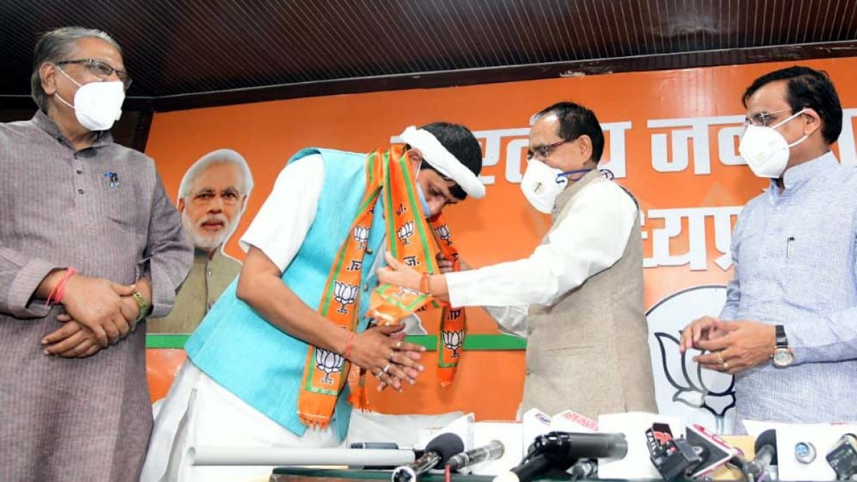 joining BJP