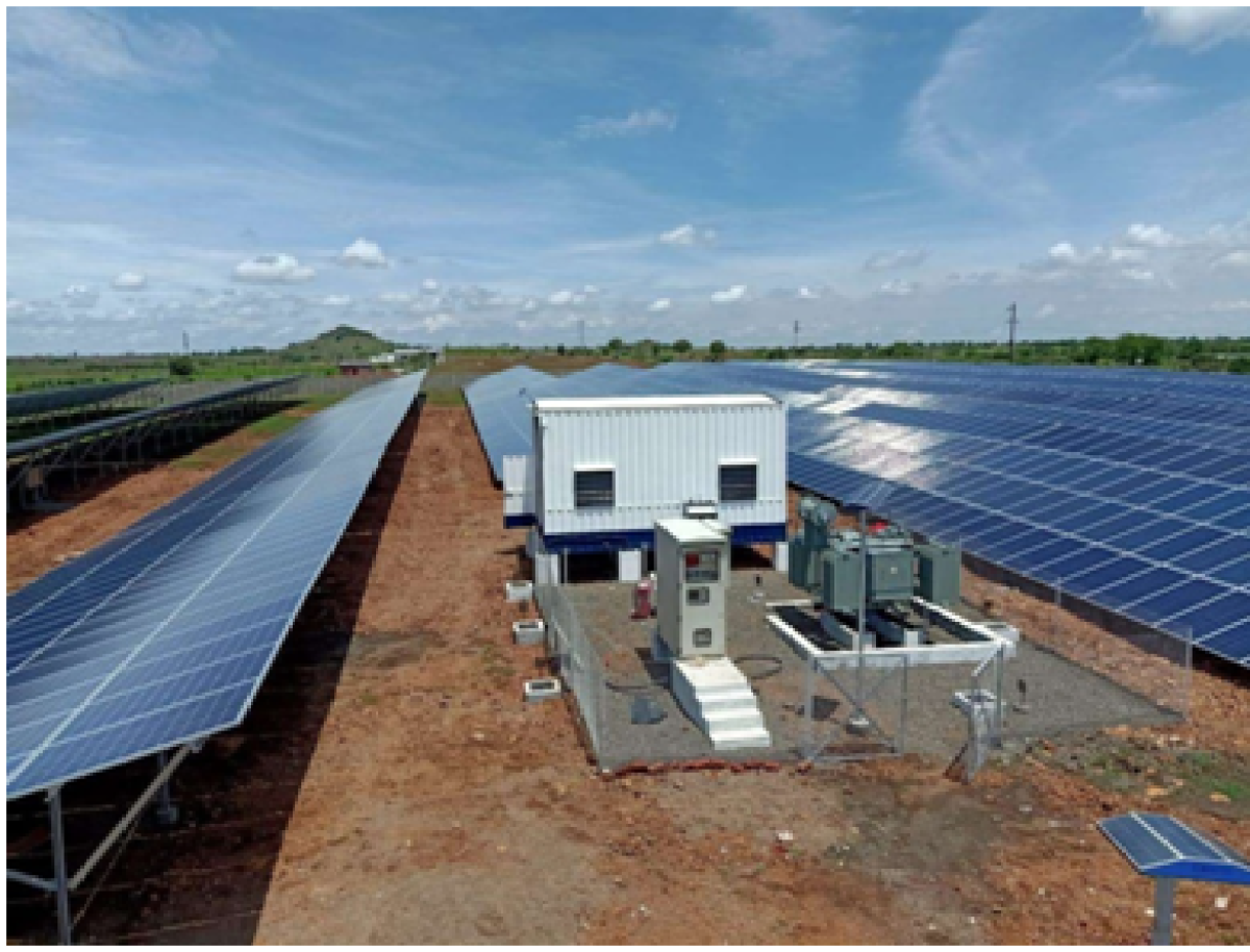 CEL commissions solar power plant with a cumulative capacity of 9MWp in Maharashtra