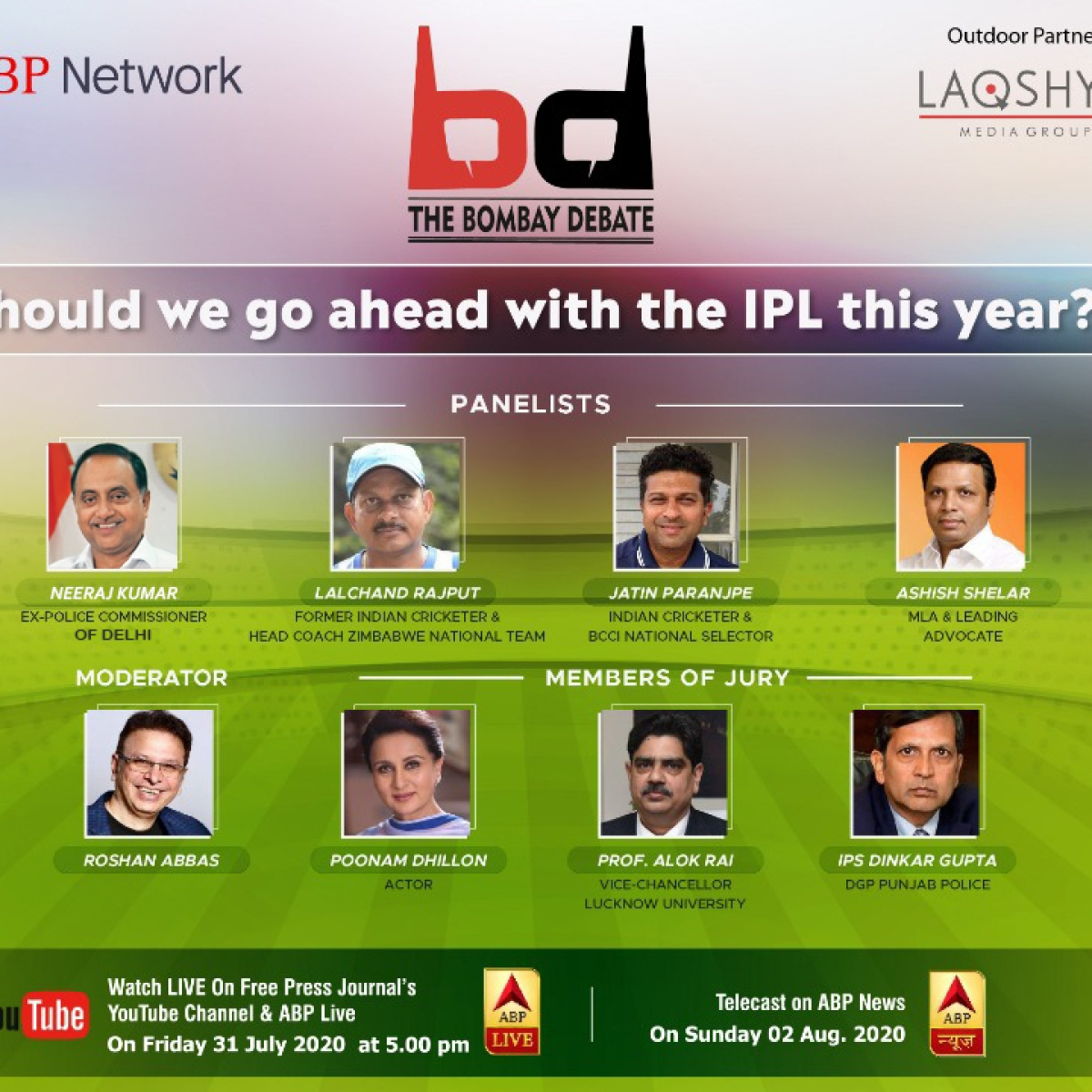 The Bombay Debate: Highlights from the stellar discussion on IPL 2020