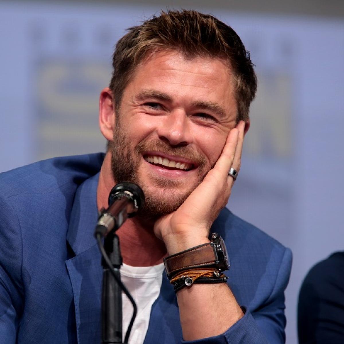 Chris Hemsworth says script of Hulk Hogan biopic is 'deep in development'
