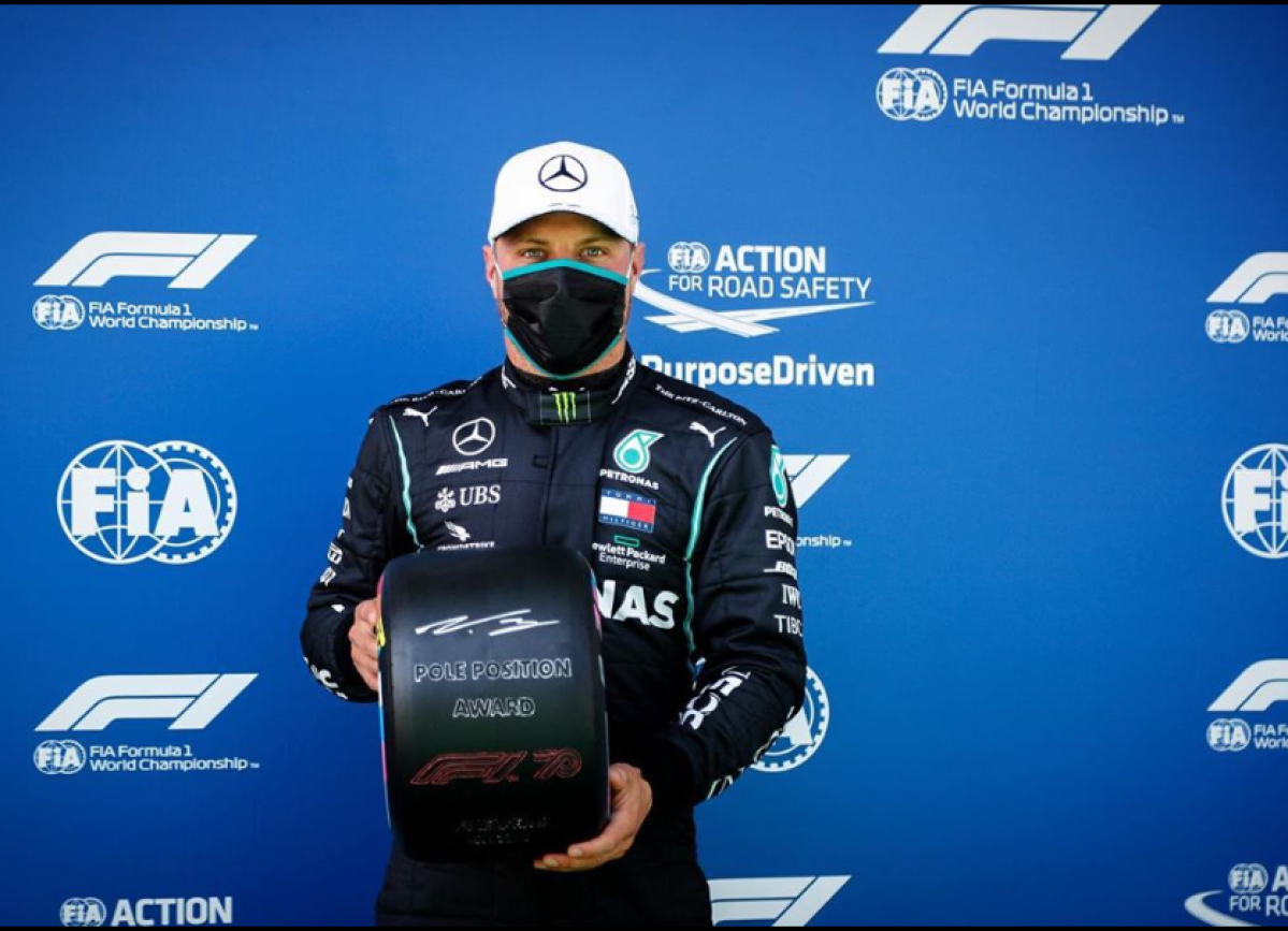 Valtteri Bottas wins F1's season-opening Austrian Grand Prix, Lewis Hamilton finished fourth