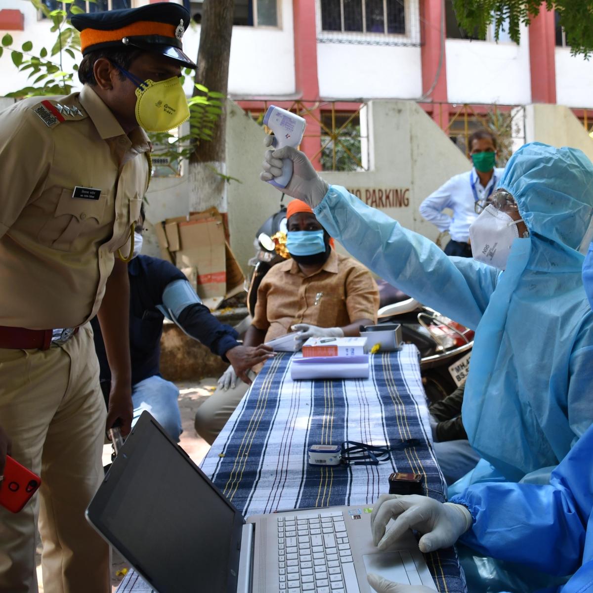 Coronavirus in Navi Mumbai: NMMC urges those with COVID-19 symptoms to take free antigen test