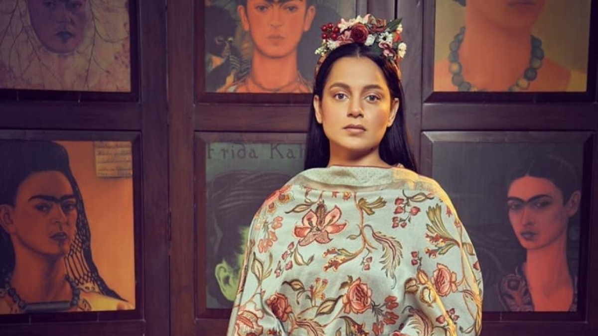 'They feel entitled to enslave a brown person...': Kangana Ranaut on Twitter suspending her account