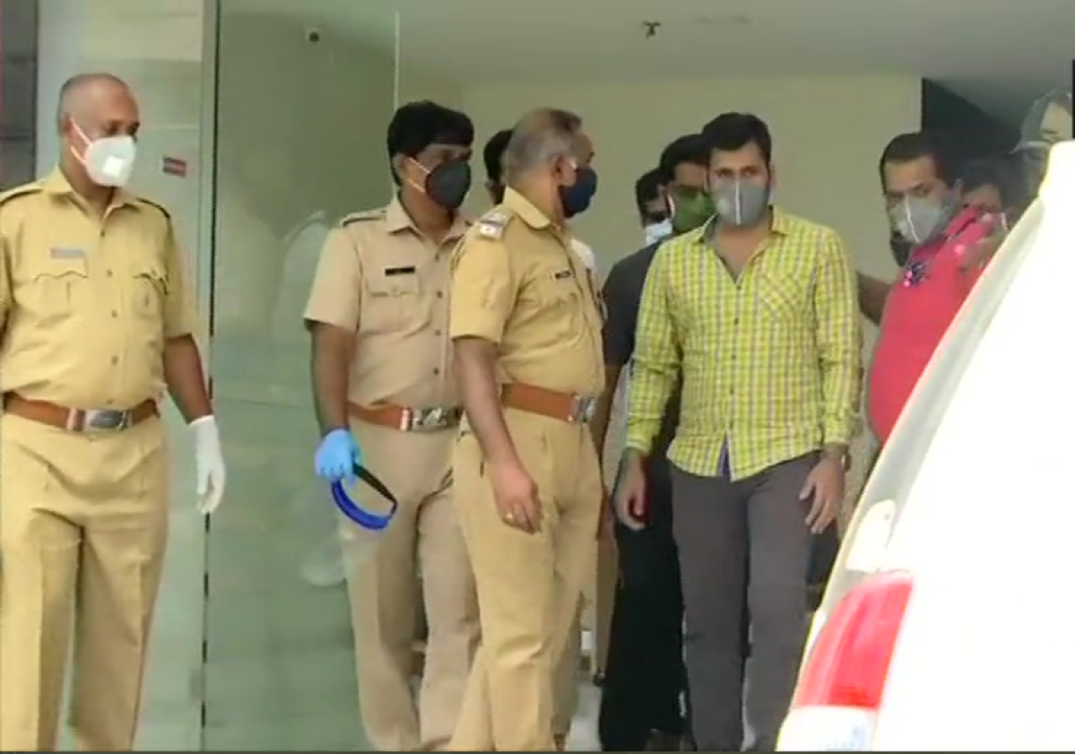 Kerala Gold Smuggling: Sarith PS sent to judicial custody till August 21
