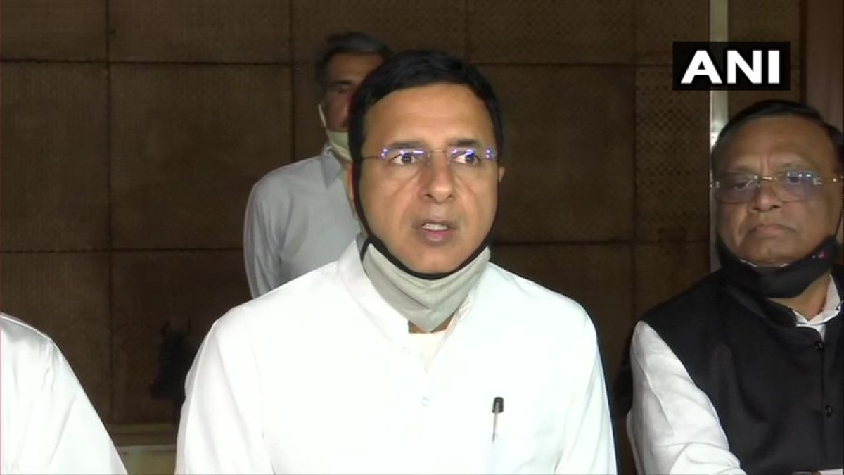 'Congress Govt is stable in Rajasthan, we will complete full term': Randeep Surjewala says leadership has spoken to Sachin Pilot