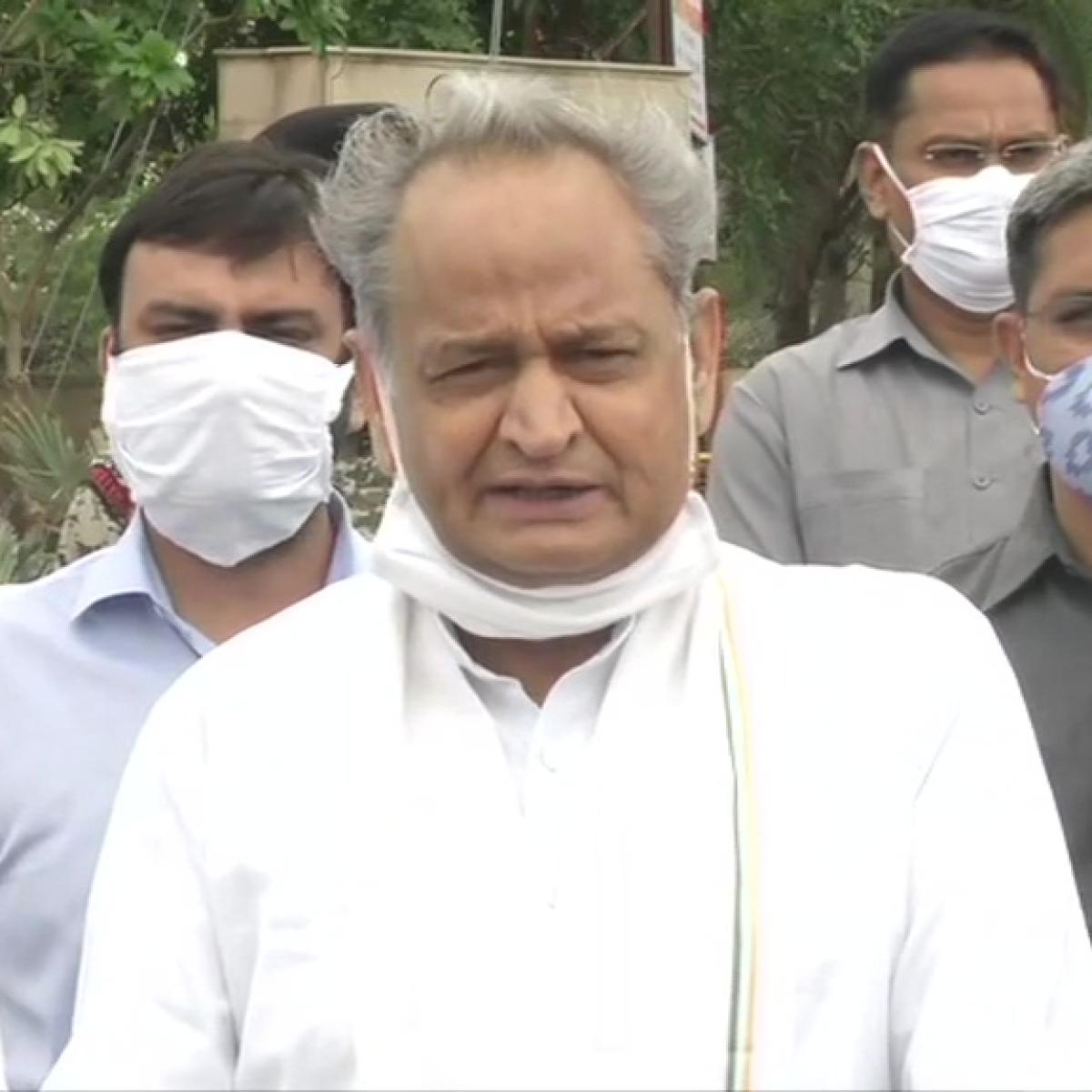 Rajasthan Crisis: Ashok Ghelot govt sends 3rd proposal to Guv Kalraj Mishra on special Assembly session