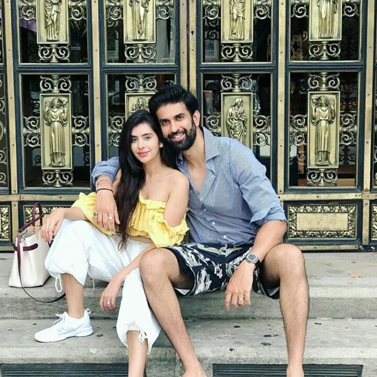 Trouble in paradise? Rajeev Sen, Charu Asopa delete pictures of each other from Instagram