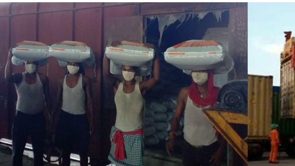 Despite tough challenges, WR transports 17.47 mn tonnes through 8513 rakes of goods trains