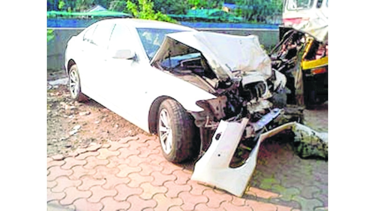 Two killed, one injured in a mishap on Mumbai-Nashik Highway
