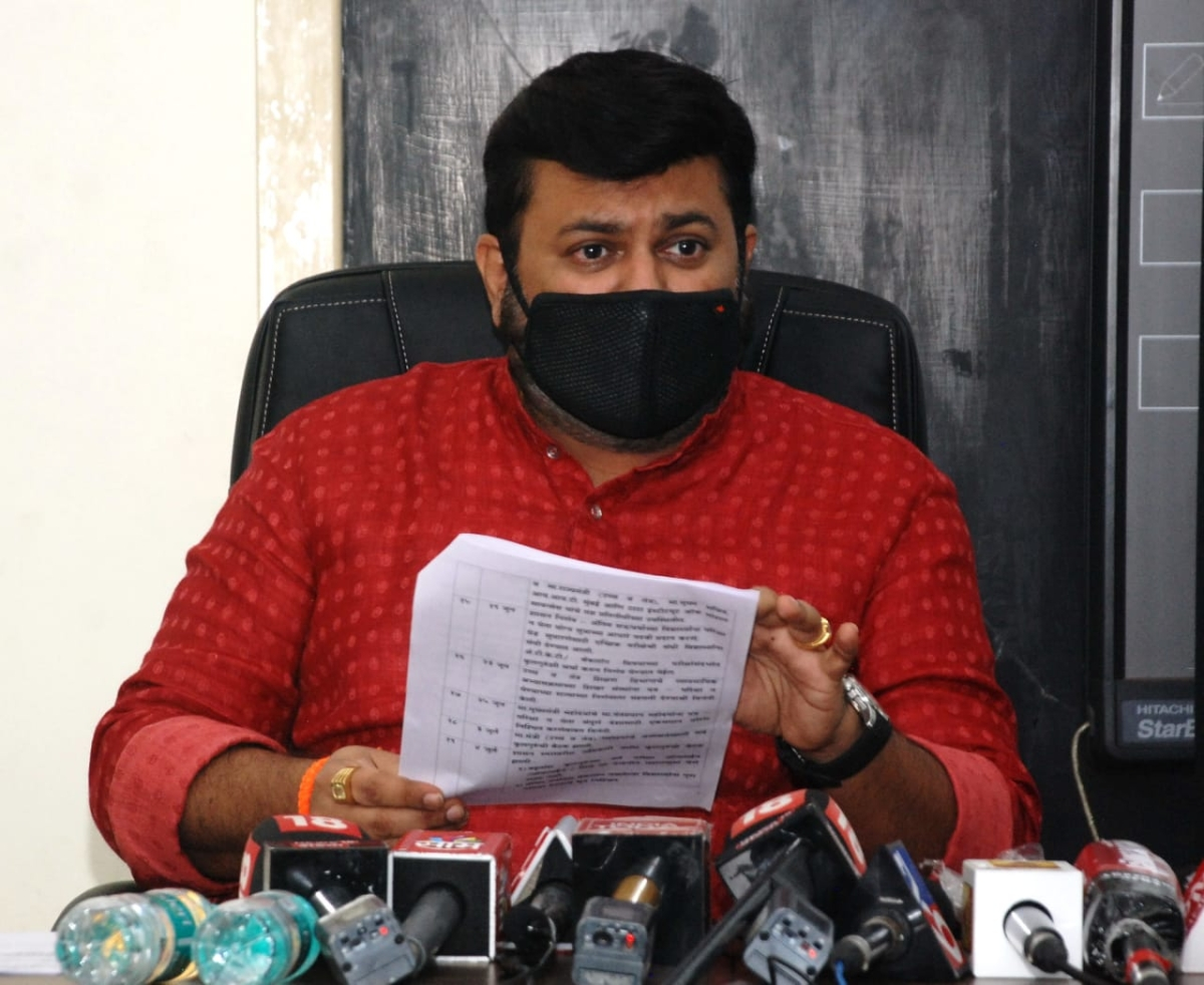 Future uncertain: Impossible to hold final-year examinations, says Maharashtra education minister Uday Samant