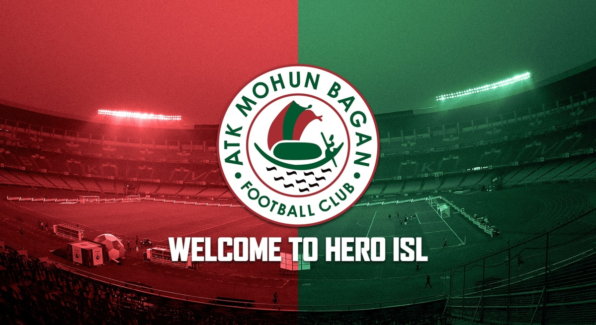 It's official: ATK and Mohun Bagan to be known as ATK Mohun Bagan FC