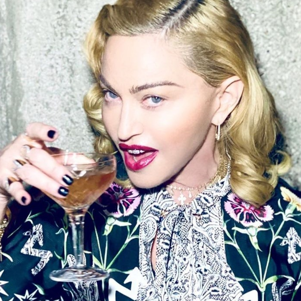 Madonna's post on COVID-19 vaccine blocked by Instagram over misinformation