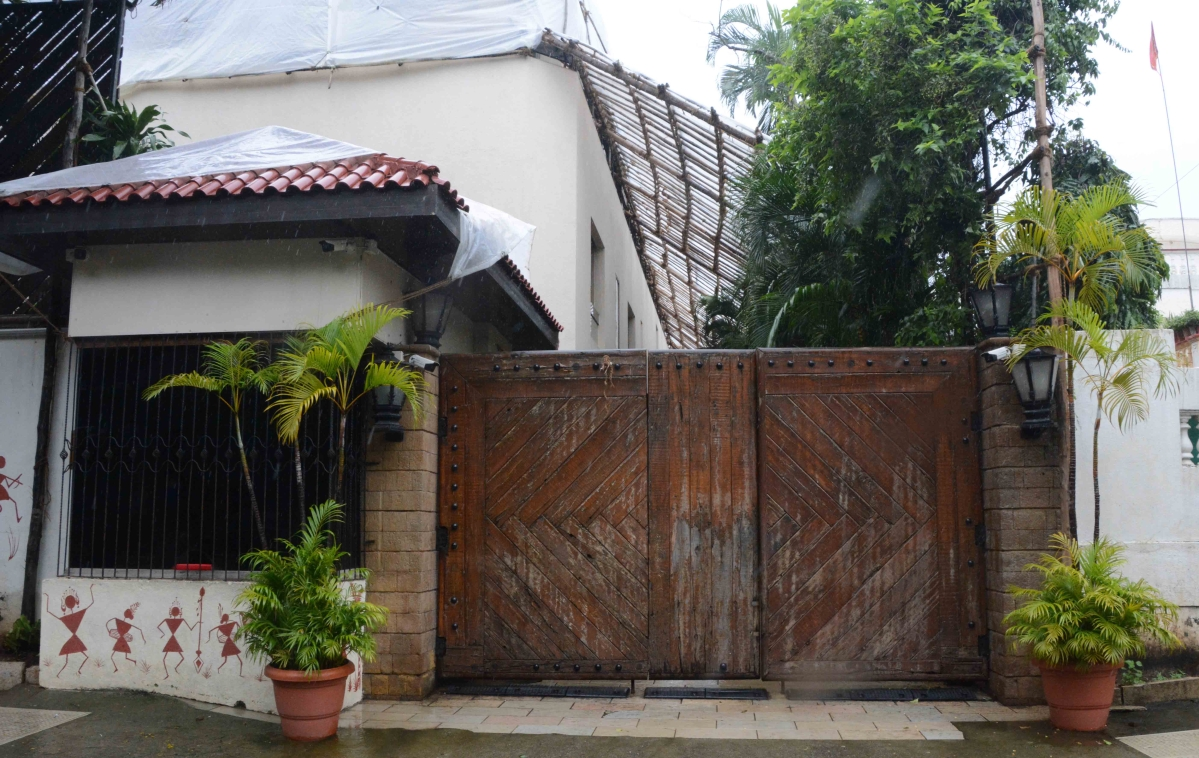 Amitabh Bachchan's bungalow Jalsa, Juhu.