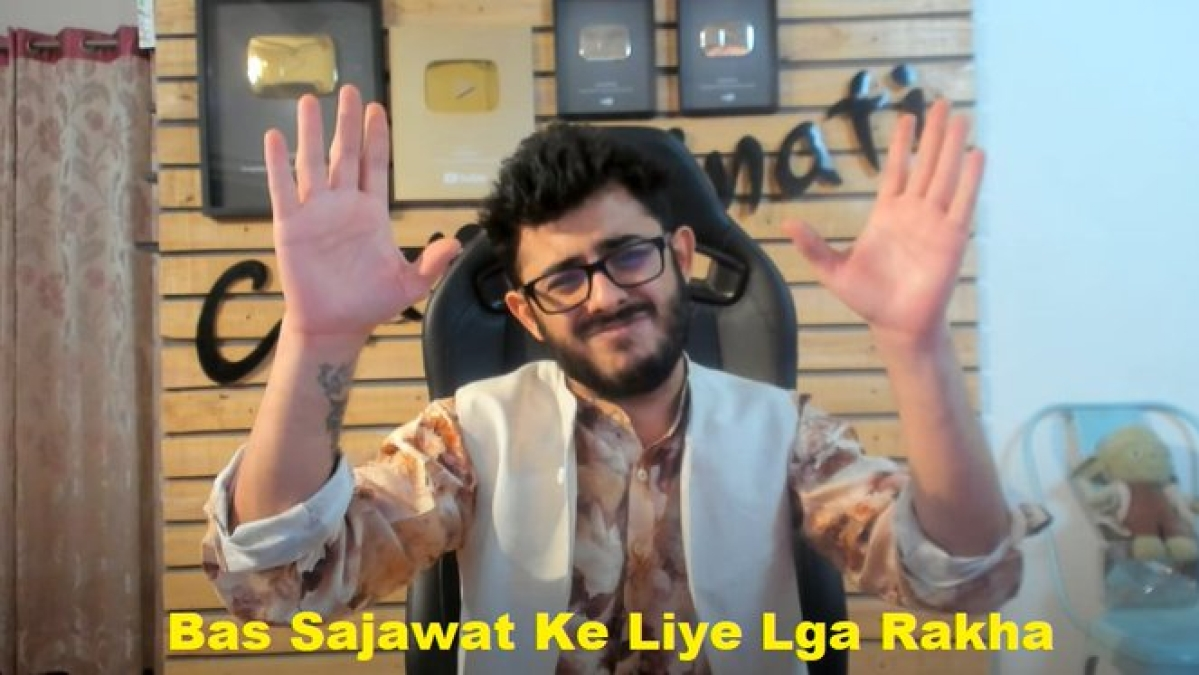 'Roasting YouTube on YouTube': Carry Minati trends on Twitter as Ajey Nagar releases new video