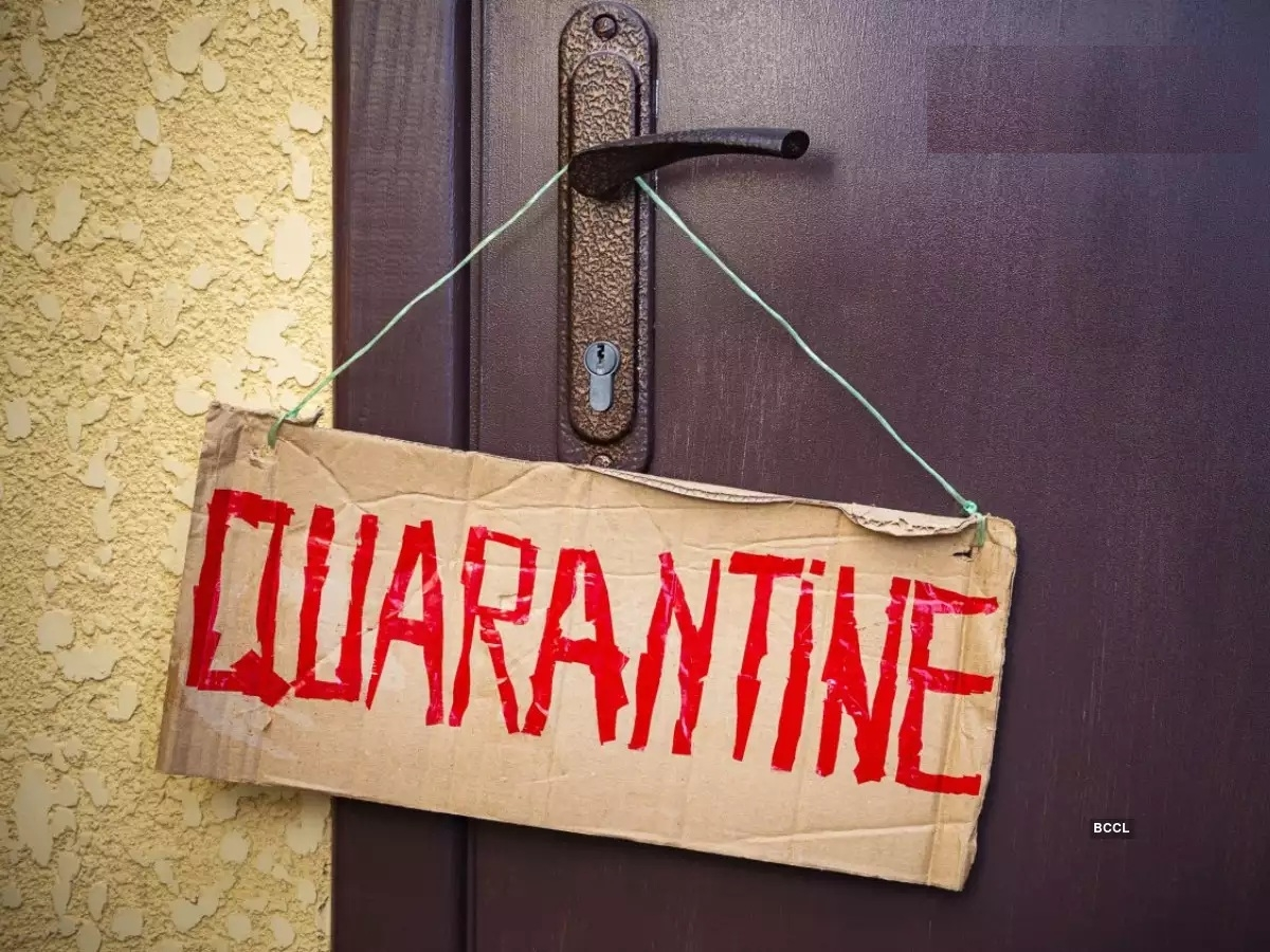 Indore: 110 international travellers kept in home quarantine