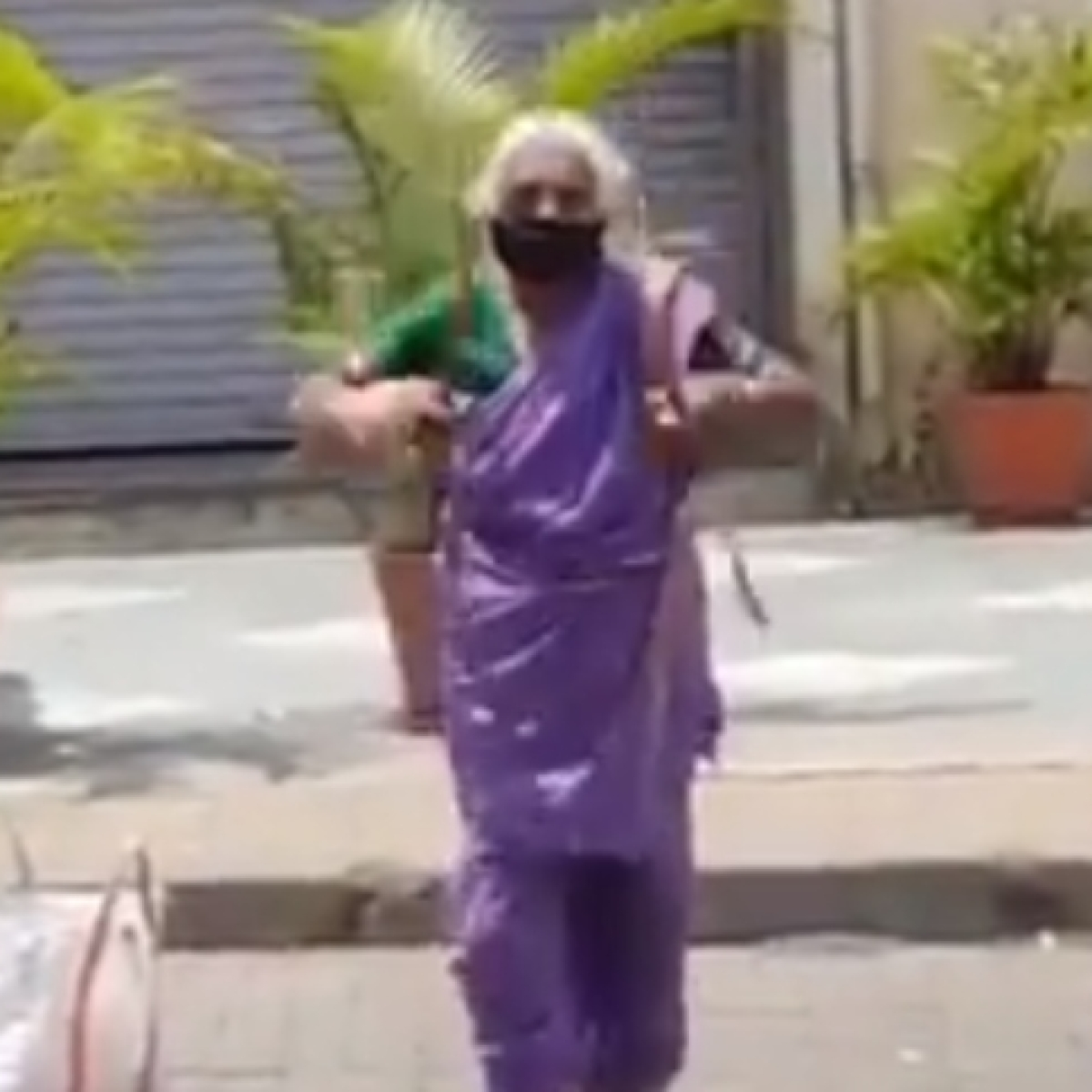 Sonu Sood to help Pune's 'warrior Aaji' who went viral for her martial art skills