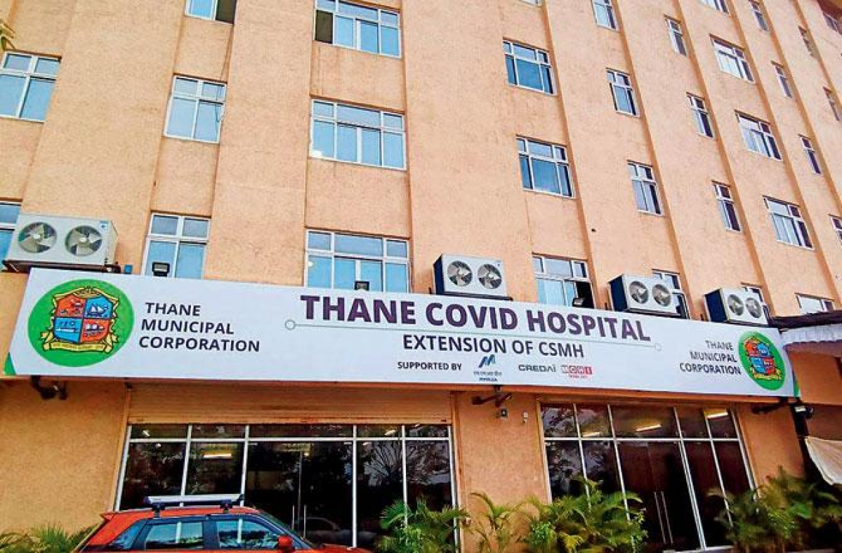 Coronavirus in Thane: 67-year-old man, whose family had cremated another patient, dies