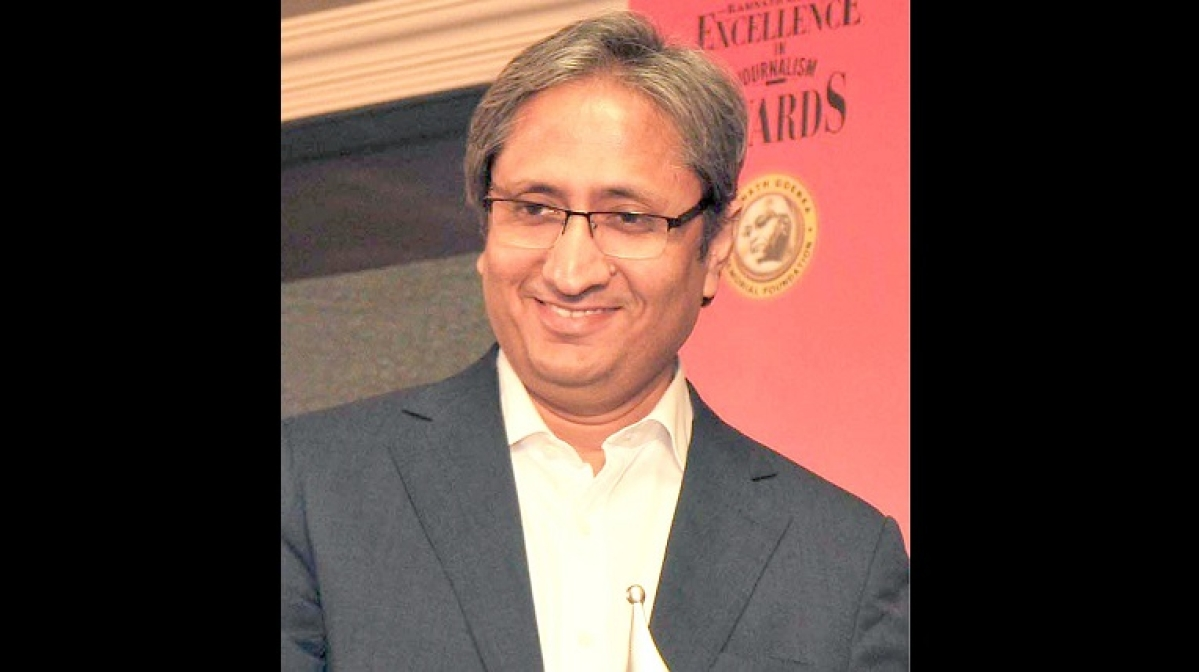 Ravish Kumar has an epic meltdown over Rafale jets, Twitter wonders if it's a spoof