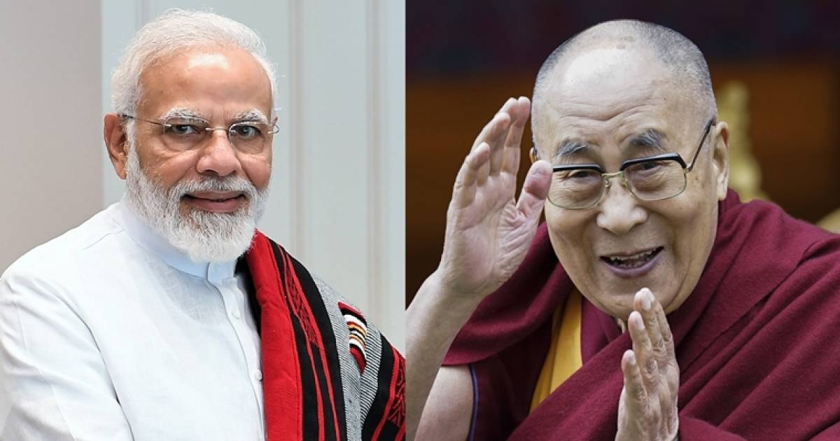 No happy birthday for Dalai Lama from PM Modi in 2020