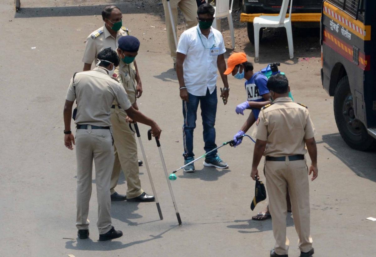 Over 300 attacks on Maharashtra cops reported since COVID-19 lockdown