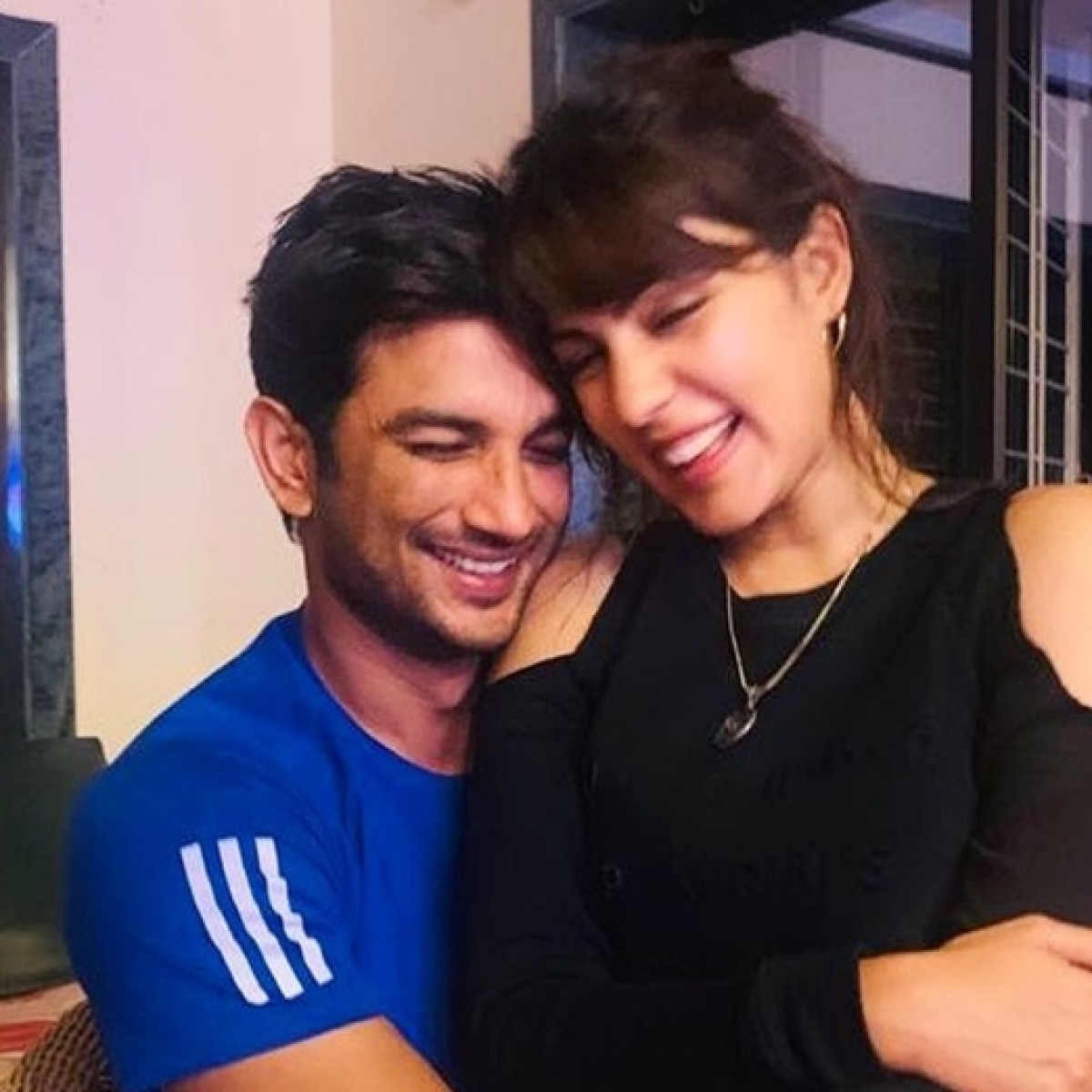 'Our love is exponential': Rhea Chakraborty pens an emotional note on one month of Sushant Singh Rajput's death
